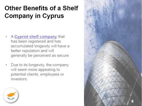 Buy a Shelf Company in Cyprus