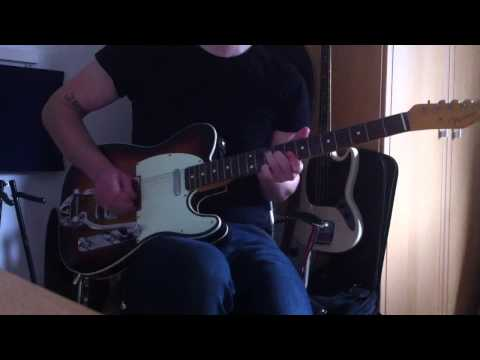 Television - Venus De Milo guitar cover