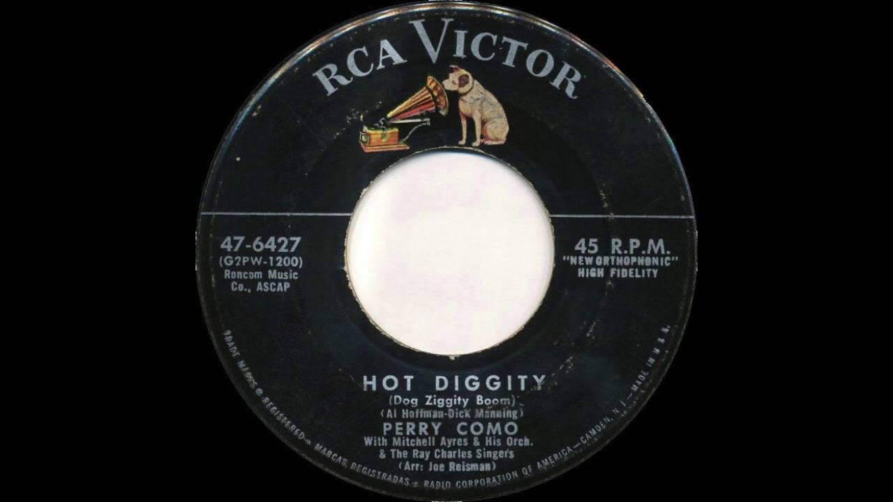 Youtube Hot Diggity Dog Ziggity Boom