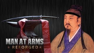 400 Year-Old Dandao Sword - MAN AT ARMS: REFORGED by : AWE me