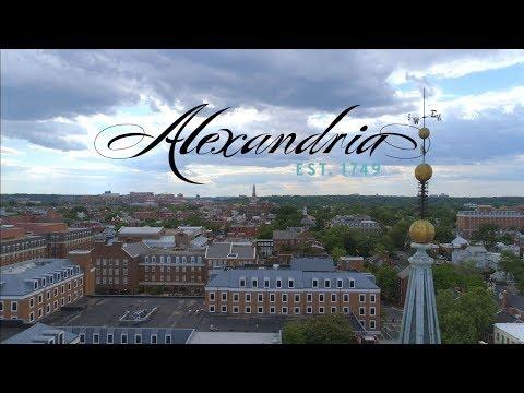 Meet in Alexandria, Virginia