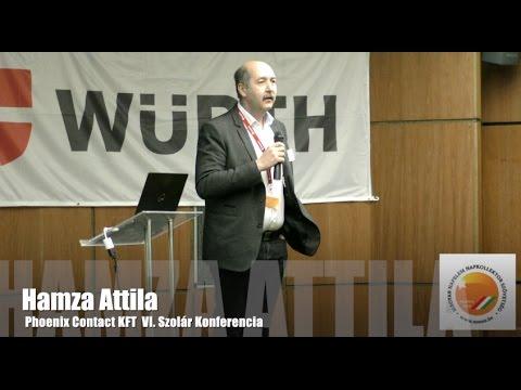 Hamza Attila VI  Szolár Konferencia