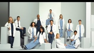 Анатомия страсти 12 сезон / Grey's Anatomy - трейлер (2015)