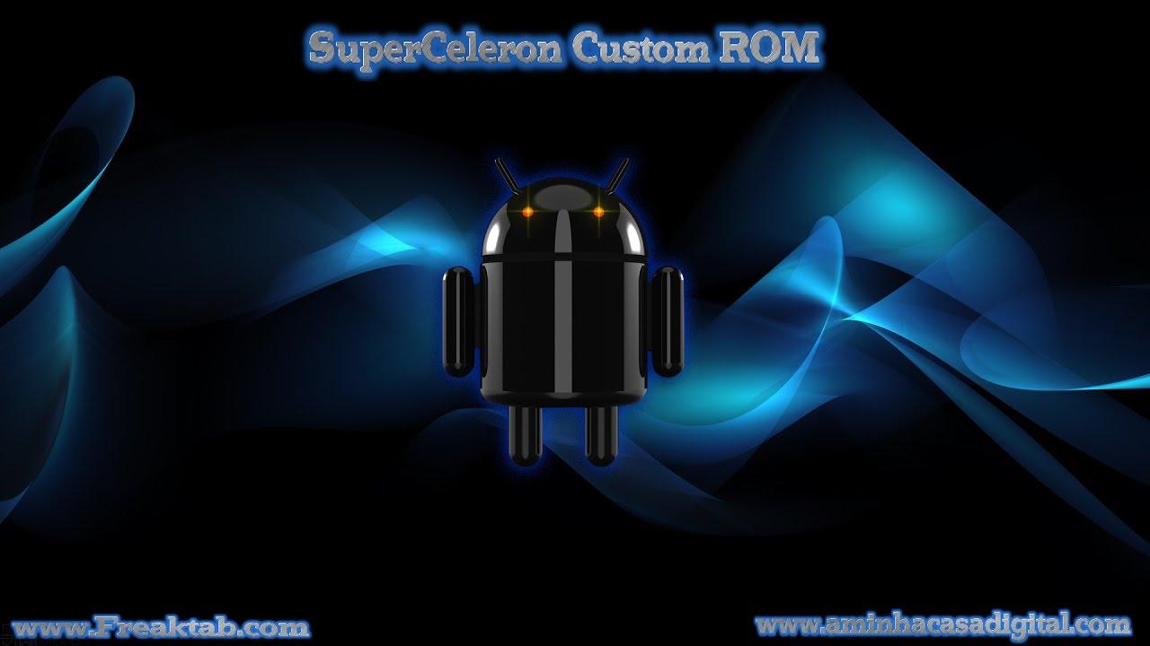 Alfawise H96 Pro+ SCV3-ATV Custom Rom by Luis G