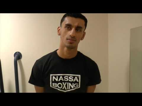 INTRODUCING LOUA NASSA POST FIGHT INTERVIEW WITH TYAN BOOTH FOR iFL TV