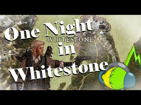 One Night In Whitestone (One Night In Bangkok) - CRITICAL ROLE SONG PARODY