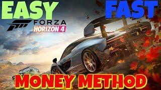 Forza Horizon 4 Money Method