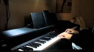 [Rurouni Kenshin] - Departure (piano)