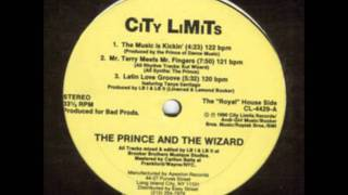 The Prince And The Wizard - The Wiz Is A Genius