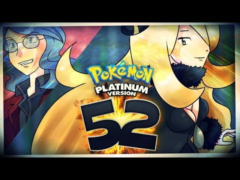 Let's Play Pokémon Platin Part 52: Epic Champ Cynthia Battle