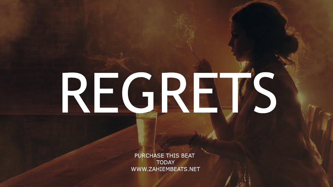 *SOLD* Dancehall Riddim Instrumental Beat - Regrets [Prod.By Zahiem] 2021