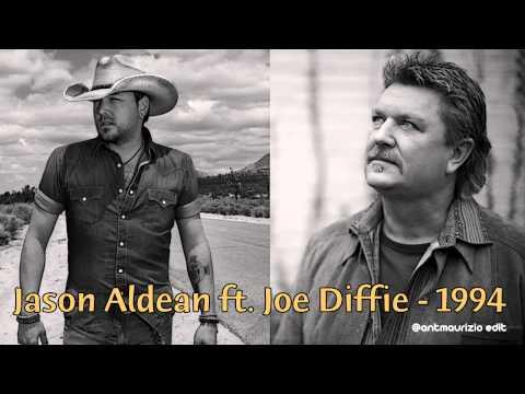 Jason Aldean ft. Joe Diffie - 1994 (Duet) (HD)