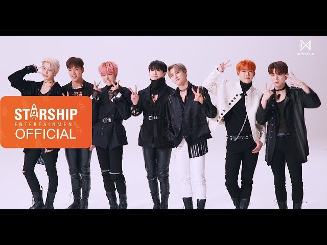 [Making Film] 몬스타엑스(MONSTA X) - 'SHOOT OUT' MV