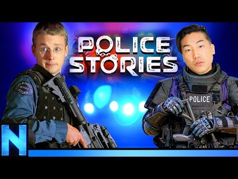 SWAT Team Bomb Defusal Coop Action - POLICE STORIES