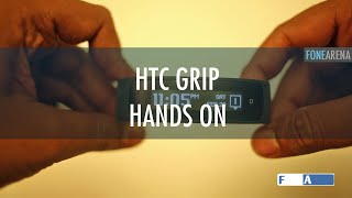 HTC Grip Hands On