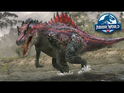 A Dino Crisis Spinosaurus! - Jurassic World Alive | Ep48 ( Jurassic GO )