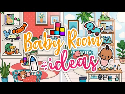2 Baby Room Ideas | Toca Life World - YouTube
