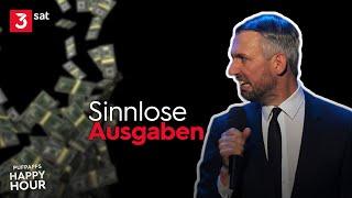 Sebastian Pufpaff – Mehr Geld ausgeben mit Flatrates