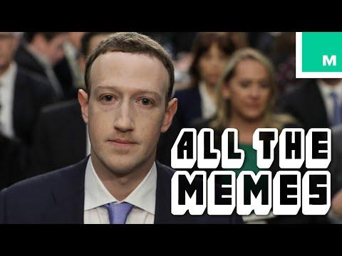 Mr. Zuckerberg - All The Memes