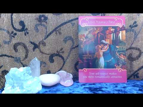Daily Oracle Card Reading 13th March 2018 Romance Angels tarot
