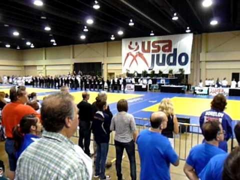 2010 USA Judo Junior Olympics - Opening Ceremony