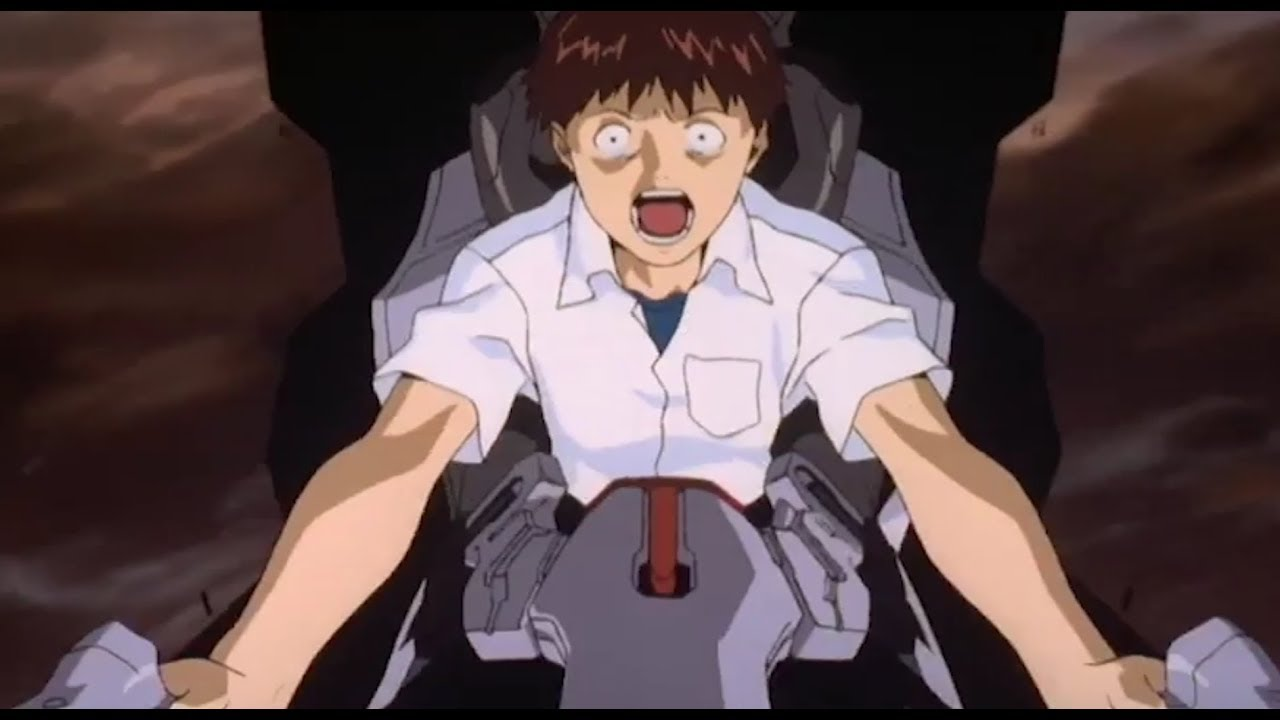 Shinji Screaming