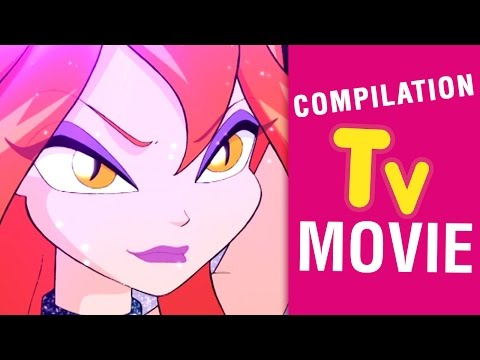 Winx Club - TV MOVIES 1 - 2 - 3 - 4 [+ 3 HOURS COMPILATION]