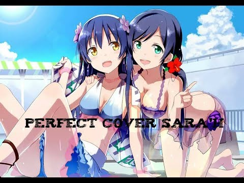 Nightcore PERFECT ( French version - cover Sara'h ) ED SHEERAN