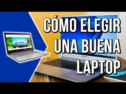 Como Elegir Una Buena Laptop 2019