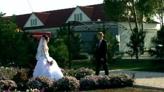 Свадьба в Бердянске (фрагмент прогулки 2)