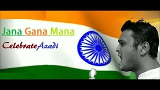Jana Gana Mana National Anthem The Soul of India Cover by MusicMonk