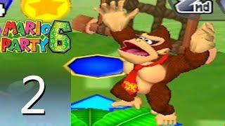 Mario Party 6 - Towering Treetop [Part 2]