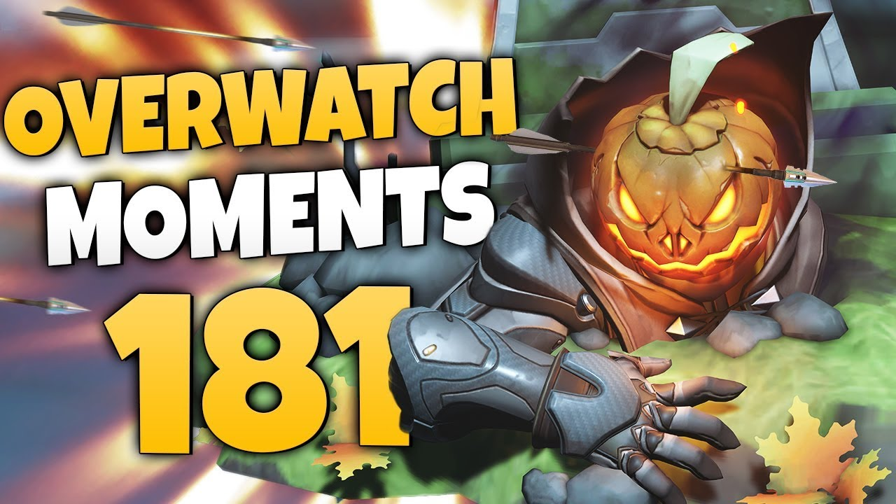 Overwatch Moments #181 Videosu