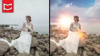 Gambar cover Düğün Fotoğrafçısı İçin Photoshop Fotoğraf Renk Efektleri Düzenleme 3
