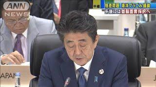 G20首脳会議 2日目 格差や海洋プラごみ問題を議論(19/06/29)