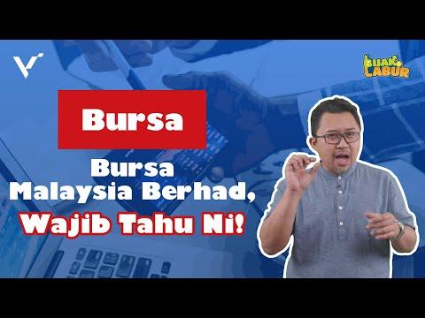 Bijak Labur #12 | Bursa Malaysia Berhad, Wajib Tahu!