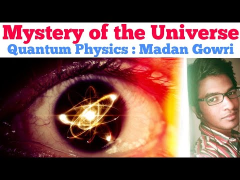 Mysteries of the Universe | Quantum Physics | Tamil | Madan Gowri | MG
