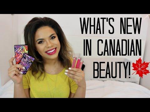 Canadian Makeup Brands! Joe Fresh Beauty & Quo Cosmetics! | samantha jane
