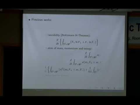 Yan Guo (Brown University) / The Vlasov-Landau-Poisson System in $T^3$ / 2011-06-23