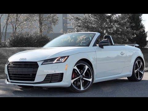 2018 Audi TT: Review