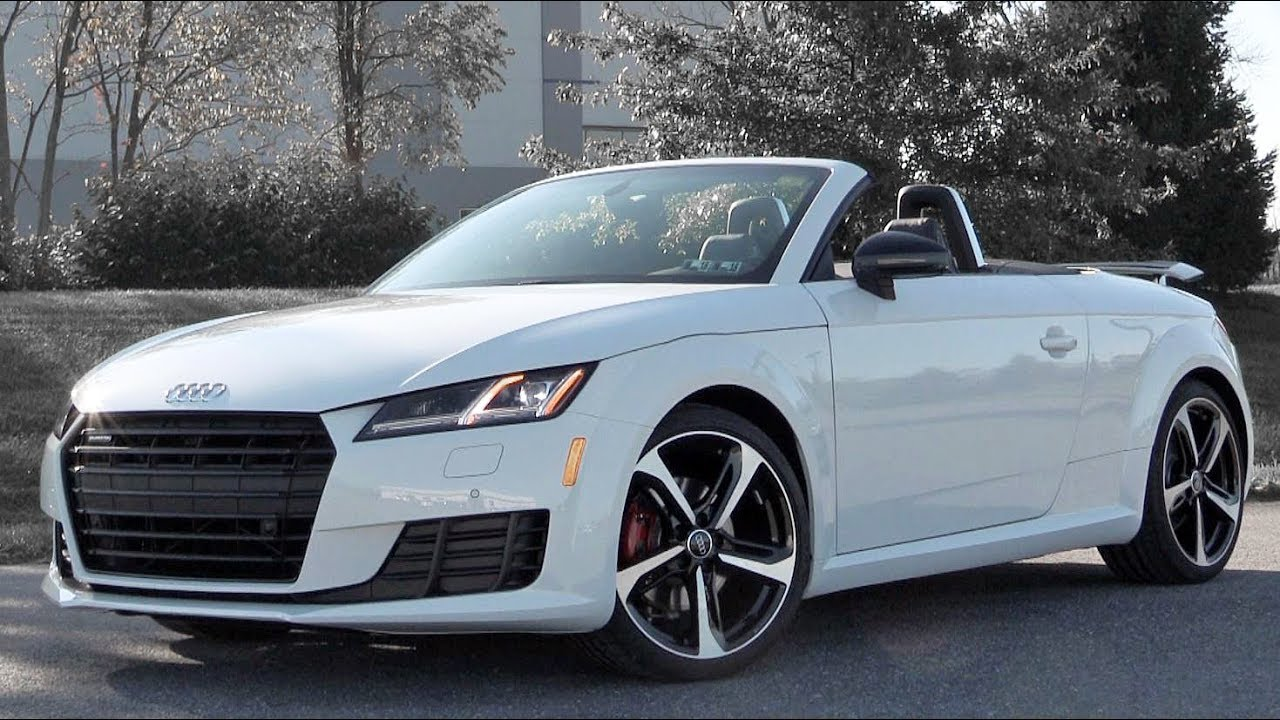 Audi TT Review YouTube - 2018 audi tt