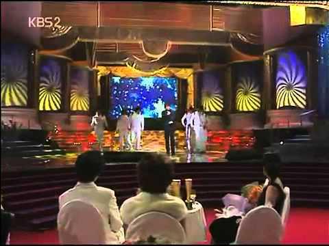 Rain 041231 2004 KBS Drama Awards I Do