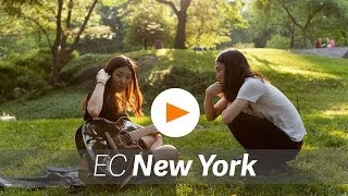 Learn English in New York City with EC English  | nyc,  times square english school