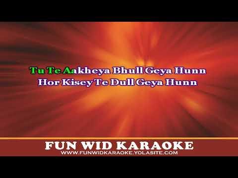 Patiala Peg Karaoke | Diljit Dosanjh | Diljott | Speed Records