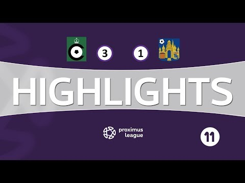 Highlights NL / Cercle - Westerlo 05/11/2017