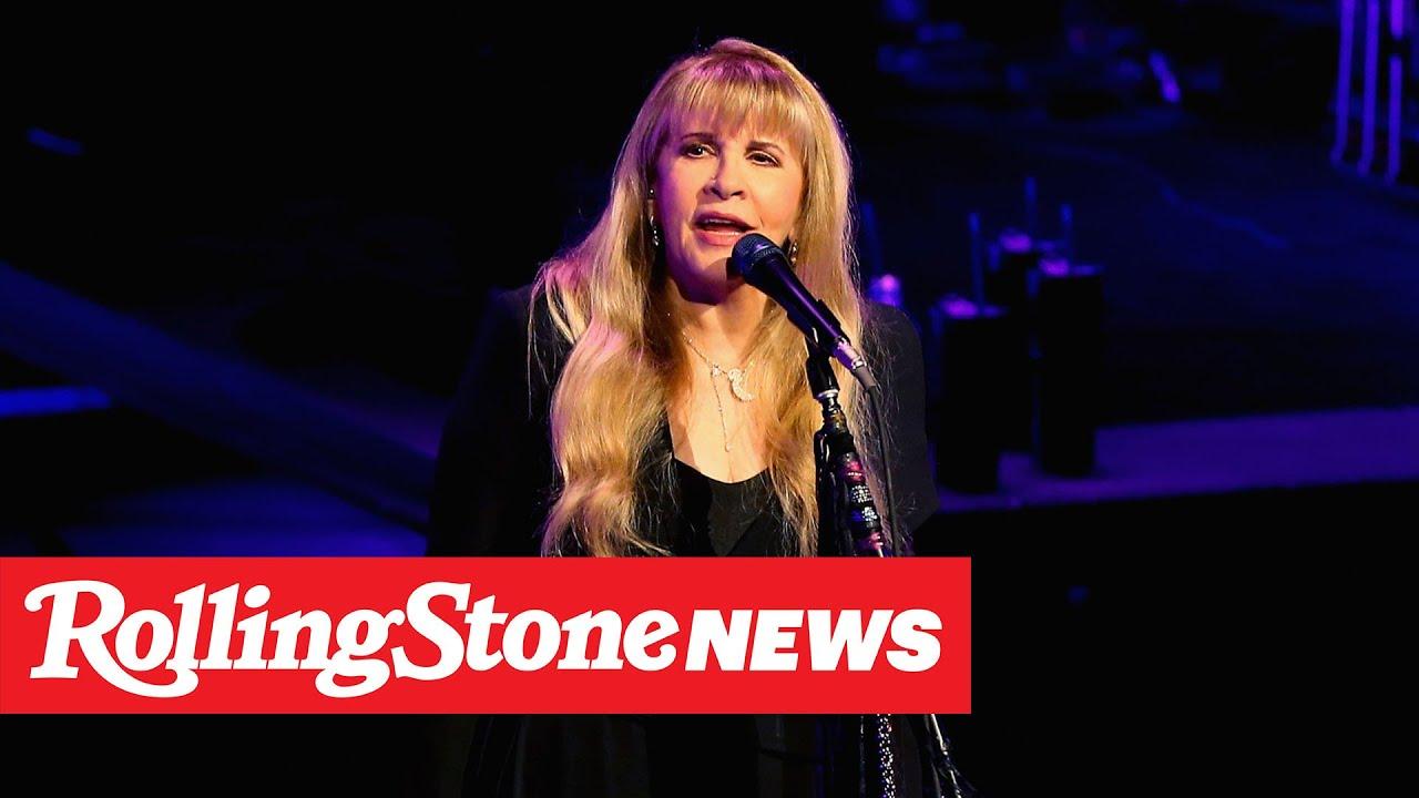 Stevie Nicks Announces '24 Karat Gold' Concert Film, Live Album | RS News 9/17/20