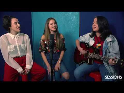 VA  Studio Sessions - Ana Sotirova Ivelina Schindler Kat Quin - MASHUP acoustic cover