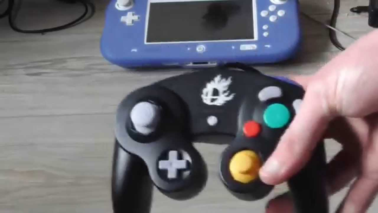how to get gamecube controller working on dolphin