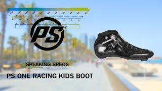 Powerslide One kids boots - Powerslide Speaking Specs