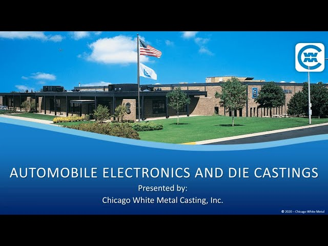 Automobile Electronics and Die Castings